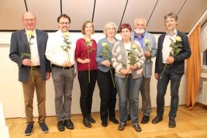 Bild:keb-Mitgliederversammlung wählt neuen Vorstand