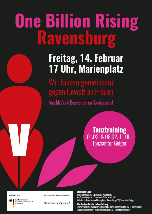Bild:One Billion Rising Ravensburg