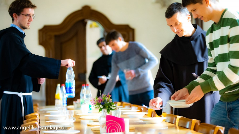 Bild:Freiwilliges Ordensjahr – ein Angebot für alle!