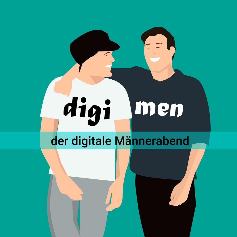 Bild:DigiMen - Der virtueller Männertreff geht in Serie