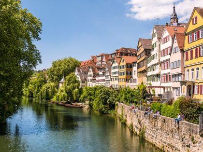 Bild:Tagesfahrt nach Tübingen - die altehrwürdige Universitätsstadt mit jungem Flair